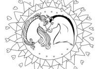 Disegni Di Mandala Facili Da Colorare Per Bambini Da