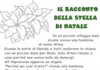 Storia Della Stella Di Natale.Storia Della Stella Di Natale Per Bambini Frismarketingadvies