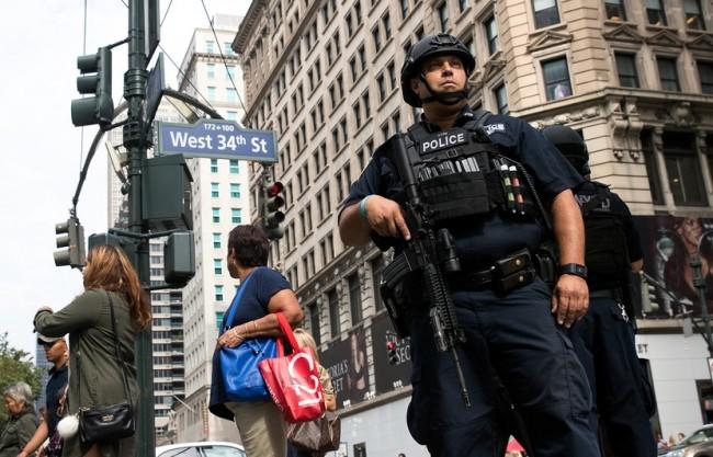 attentato NY