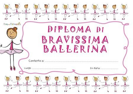 diploma ballerina