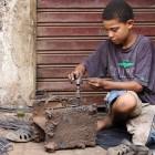 Bambini che lavorano