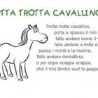 Trotta trotta cavallino