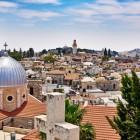 Gerusalemme senza pace