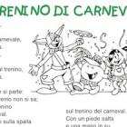 Il trenino di Carnevale