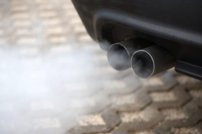 gas scarico