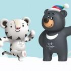 Le mascotte delle Olimpiadi 2018