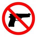 I ragazzi americani dicono NO alle armi.