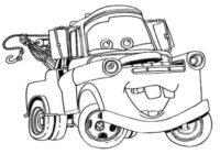 Cars Disegni E Personaggi Del Film Da Stampare E Colorare Gratis