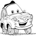 Disegno di Luigi di Cars