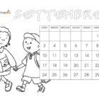 Calendario per la scuola 2018-2019