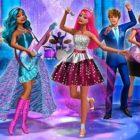 Canzone del gran finale di Barbie principessa Rock