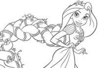 Immagini Principesse Da Colorare.Disegni Di Principesse Da Stampare Gratis E Da Colorare Per Bambine