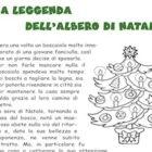 La leggenda dell'albero di natale