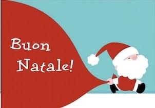 Biglietto Di Auguri Di Buon Natale Da Stampare Gratis