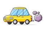 Stop all'inquinamento delle macchine