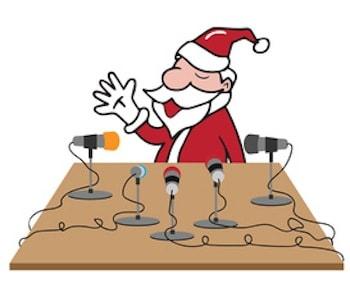 Dove Si Trova Ora Babbo Natale.Chi E Babbo Natale Intervista Dove Vive E Sposato Ha Figli