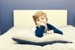 Quando passare dal lettino al letto da grande?