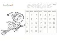 Costruire Calendario Scuola Infanzia.Calendari Da Realizzare Cose Per Crescere