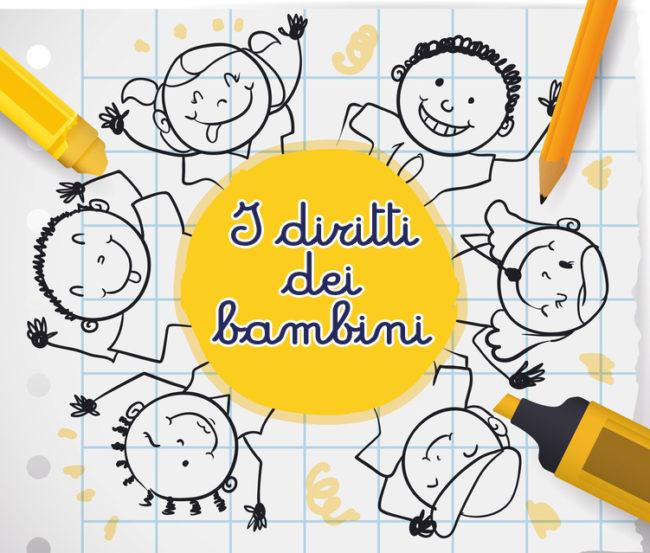 I Diritti Dell Infanzia Spiegati Ai Bambini Della Scuola