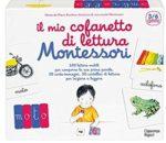 Cofanetto di lettura Montessori