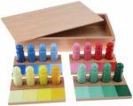 Set gioco sensoriale