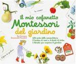 Cofanetto Montessori del giardino