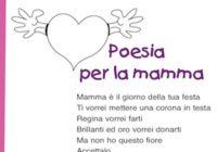 Poesie Di Natale In Dialetto Siciliano.Poesie E Filastrocche Per La Mamma Per Bambini Scuola Primaria E