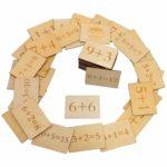 Giocattolo matematico metodo Montessori