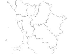 Cartina Toscana Dettagliata Da Stampare.Cartina Muta Toscana Da Stampare Gratis Scuola Primaria