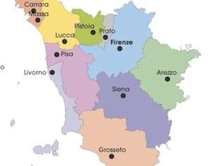 Cartina Toscana Dettagliata Da Stampare.Cartina Politica Toscana Da Stampare Gratis Scuola Primaria