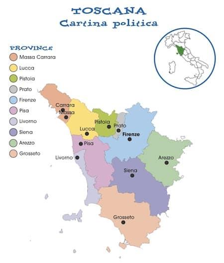 Cartina Toscana Da Stampare.Cartina Politica Toscana Da Stampare Gratis Scuola Primaria