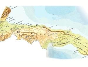 Cartina Toscana Dettagliata Da Stampare.Cartina Fisica Toscana Da Stampare Gratis Scuola Primaria Geografica
