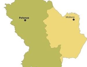 Cartina Basilicata.Cartina Politica Della Basilicata Da Stampare Gratis Per La Scuola Primaria