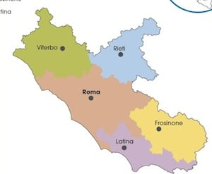 Cartina Politica Del Veneto.Cartina Politica Del Veneto Con Province Da Stampare Gratis Scuola Primaria