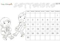 Calendari Per Bambini Cose Per Crescere