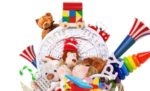 I giocattoli in cerca di materiale ecologico