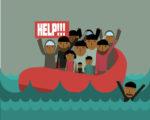 I soccorsi in mare aperto