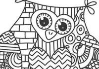 Mandala Animali Da Colorare On Line
