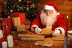 Lettera di risposta di Babbo Natale da stampare
