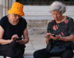 Anziani attivi e felici