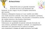Dettato su Arlecchino