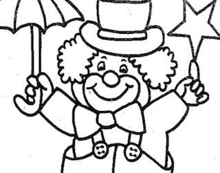 Disegni Di Carnevale Da Colorare Disegni Per Bambini Da Stampare