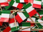 L'Italia festeggia il tricolore
