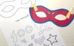 Maschera da Super eroe