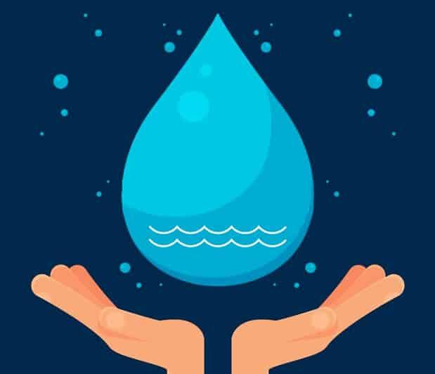 La giornata mondiale dell'acqua spiegata ai bambini