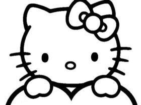 Ti voglio bene da Hello Kitty