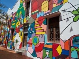 Murales anti-inquinamento spiegati ai bambini