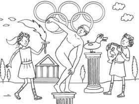 olimpiadi-antiche-da-colorare
