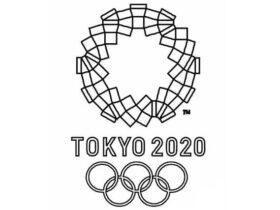Tokyo 2021 da colorare
