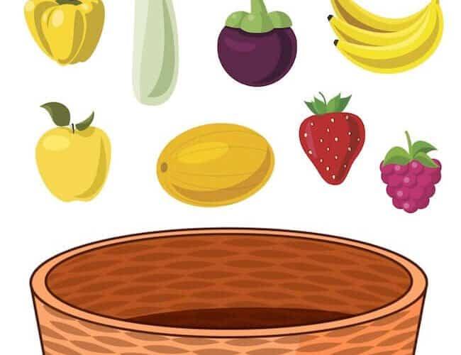 trova il colore giallo: scheda didattica per bambini